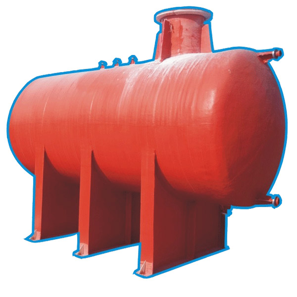 GRP Chemical Tank